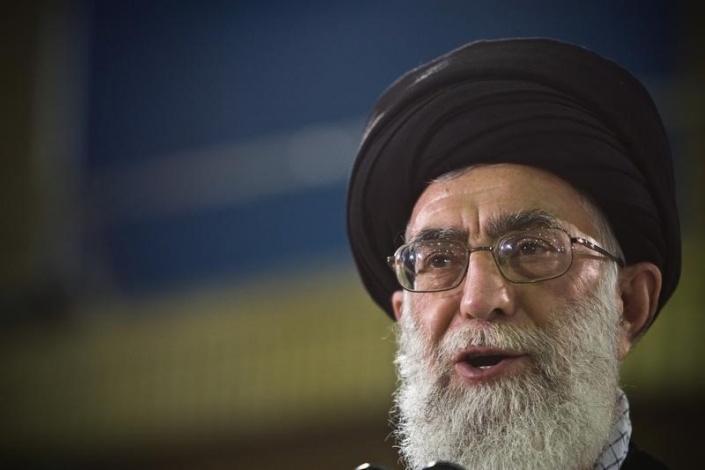 REUTERS/Caren Firouz Iranian leader Seyyed Ali Khamenei