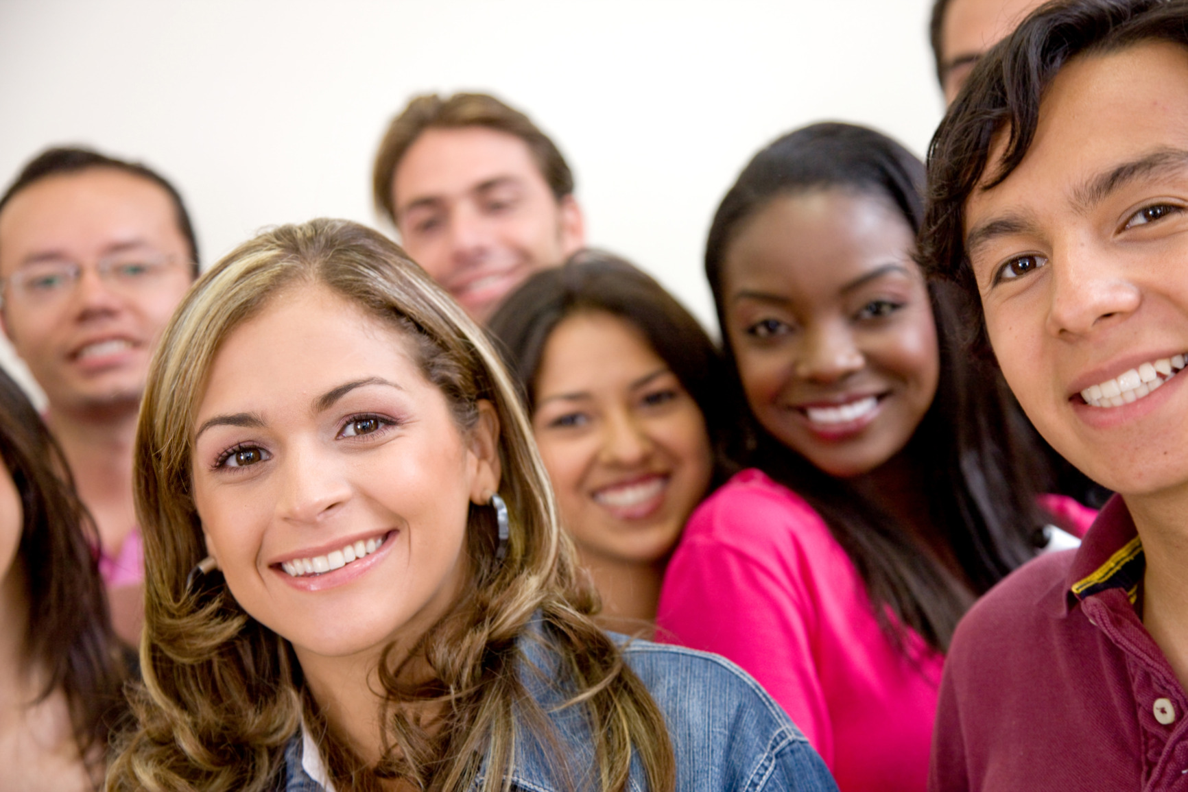 Teaching English opens doors to meeting people around the world. Photo Credit: photodune.