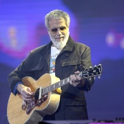 Musician Yusuf Islam, also known as Cat Stevens, performs during the International Song Festival in Vina del Mar city, northwest of Santiago, Chile, February 27, 2015. Photo credit: Rodrigo Garrido/Reuters