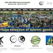 Screen grab from the ICNA-MAS website for the 2015 ICNA convention. Photo credit: ICNA-MAS website.