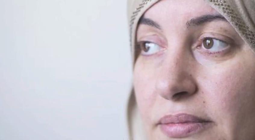 Rania El-Alloul. Photo credit: Reuters