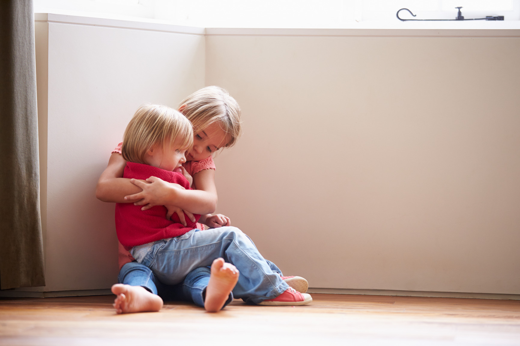 Tensions that begin in childhood can carry on into adult years. Photo credit: photodune.