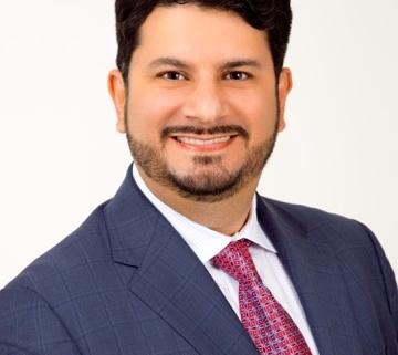 Naushad Virji, founder and CEO of Sharia Portfolio.