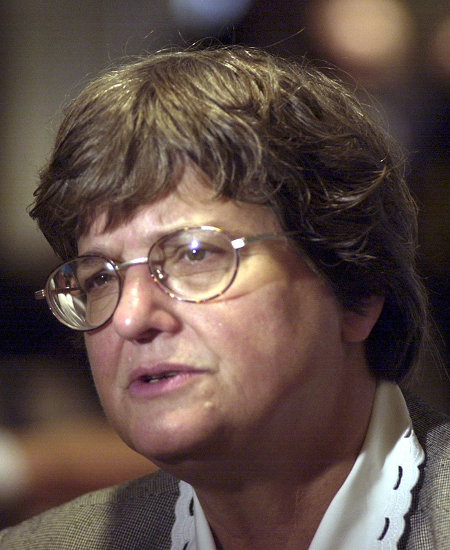 Sister Helen Prejean. Judy Fidkowski / Reuters.