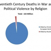 cole_pie chart of Christians vs Muslims