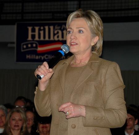 Clinton Web ready