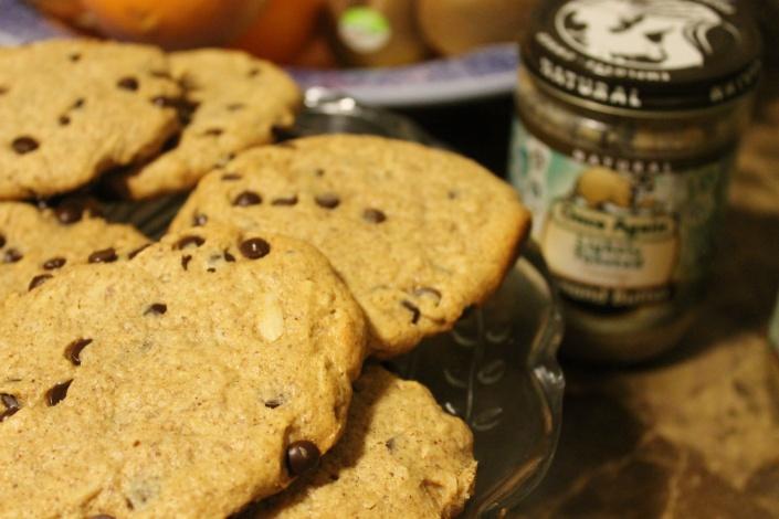 April 11_Simple Nut Butter Cookies