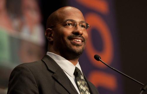 Van Jones, featured guest speaker