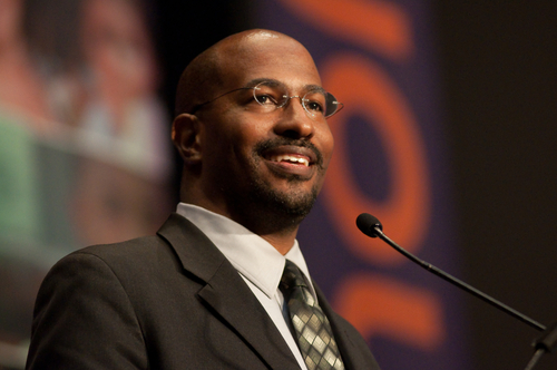 Van Jones, featured guest speaker